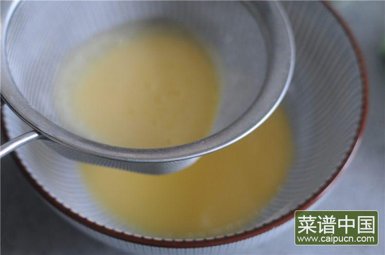 卡仕达焦糖泡芙塔的做法步骤7