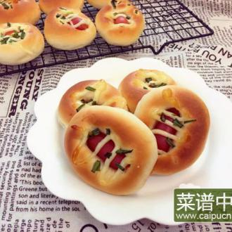 QQ热狗面包