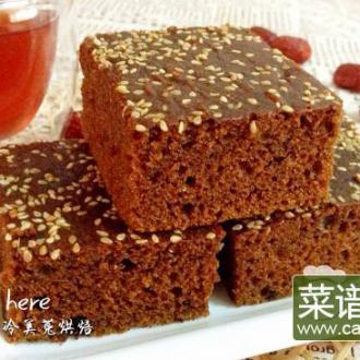 蜂蜜枣沙枣糕