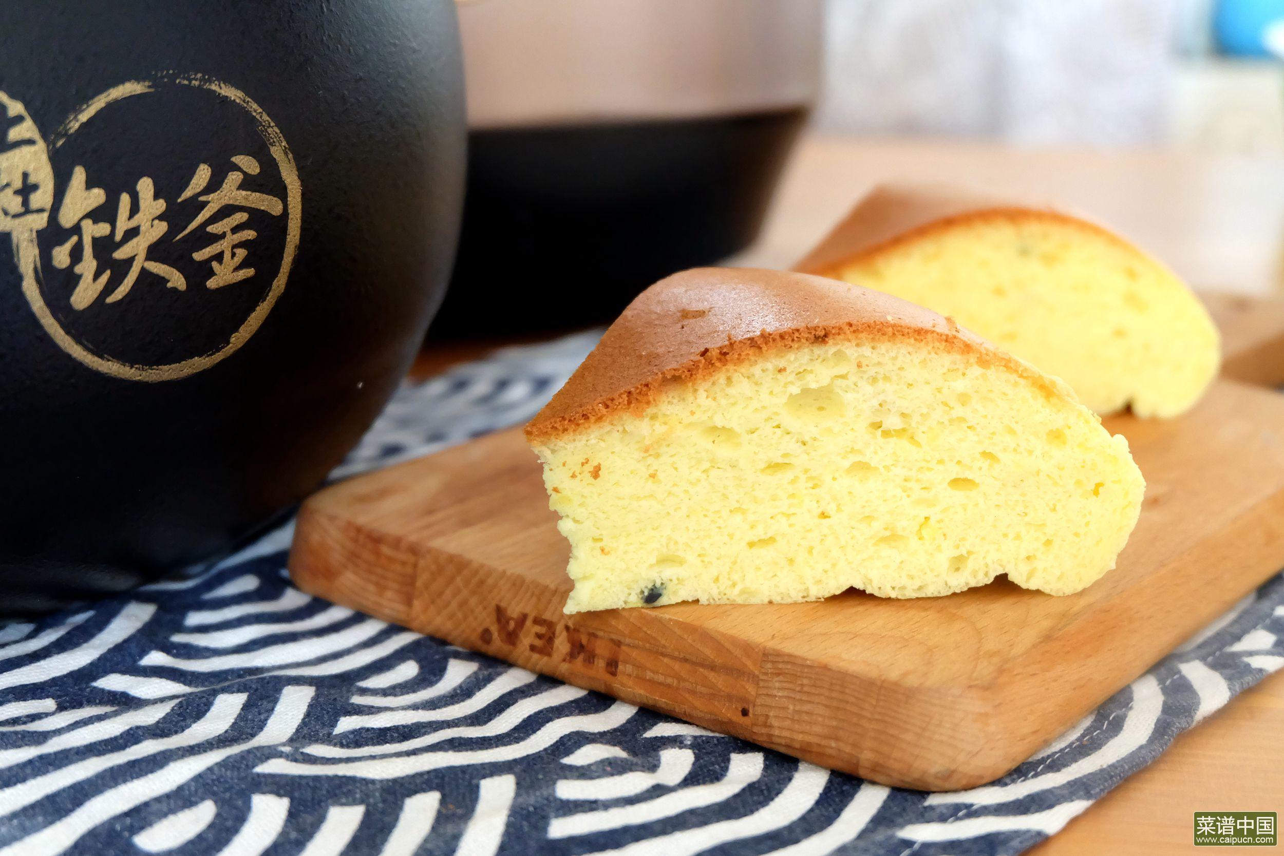【93度铁定香】百香果戚风蛋糕的做法步骤15