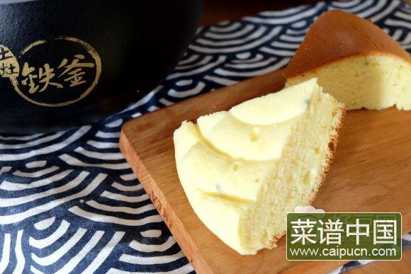 【93度铁定香】百香果戚风蛋糕