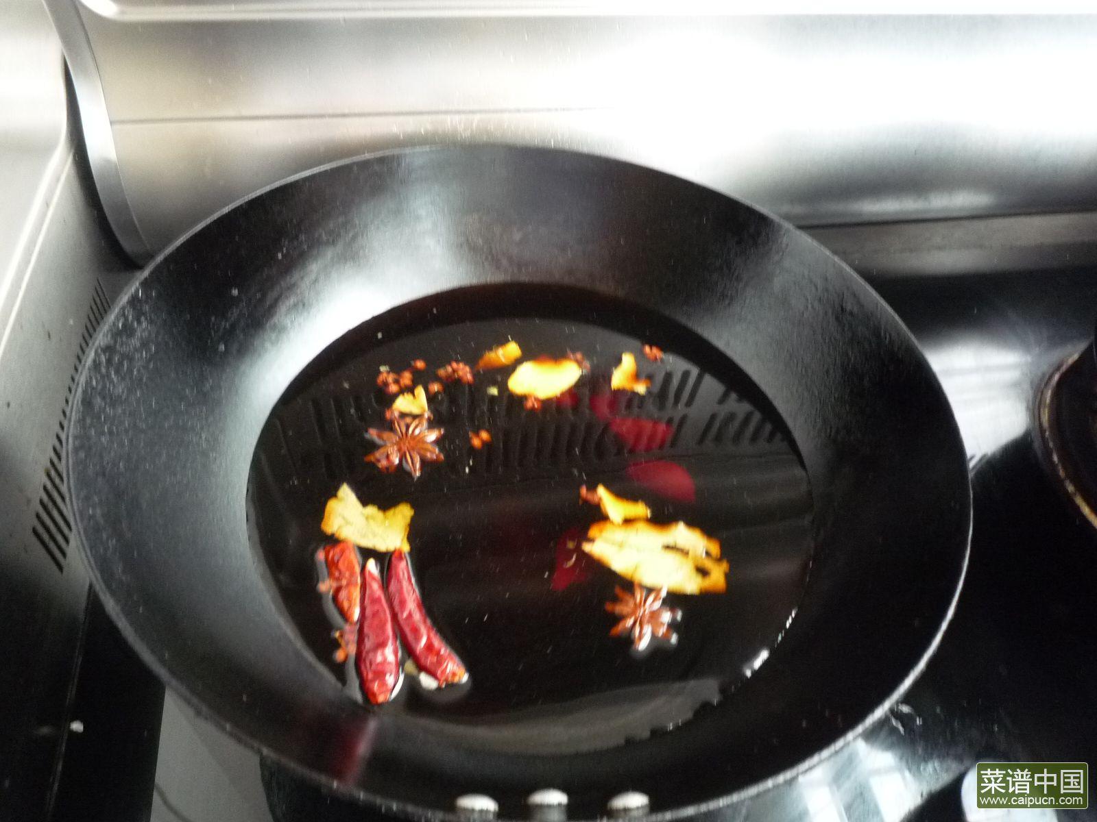 小黄花酥鱼(五香口味)的做法步骤6