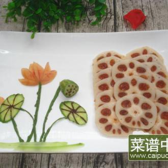 #润秋燥#山楂莲藕