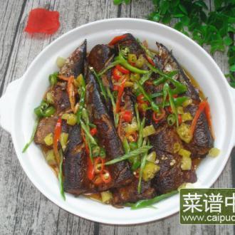 #润秋燥#煎熇秋刀鱼