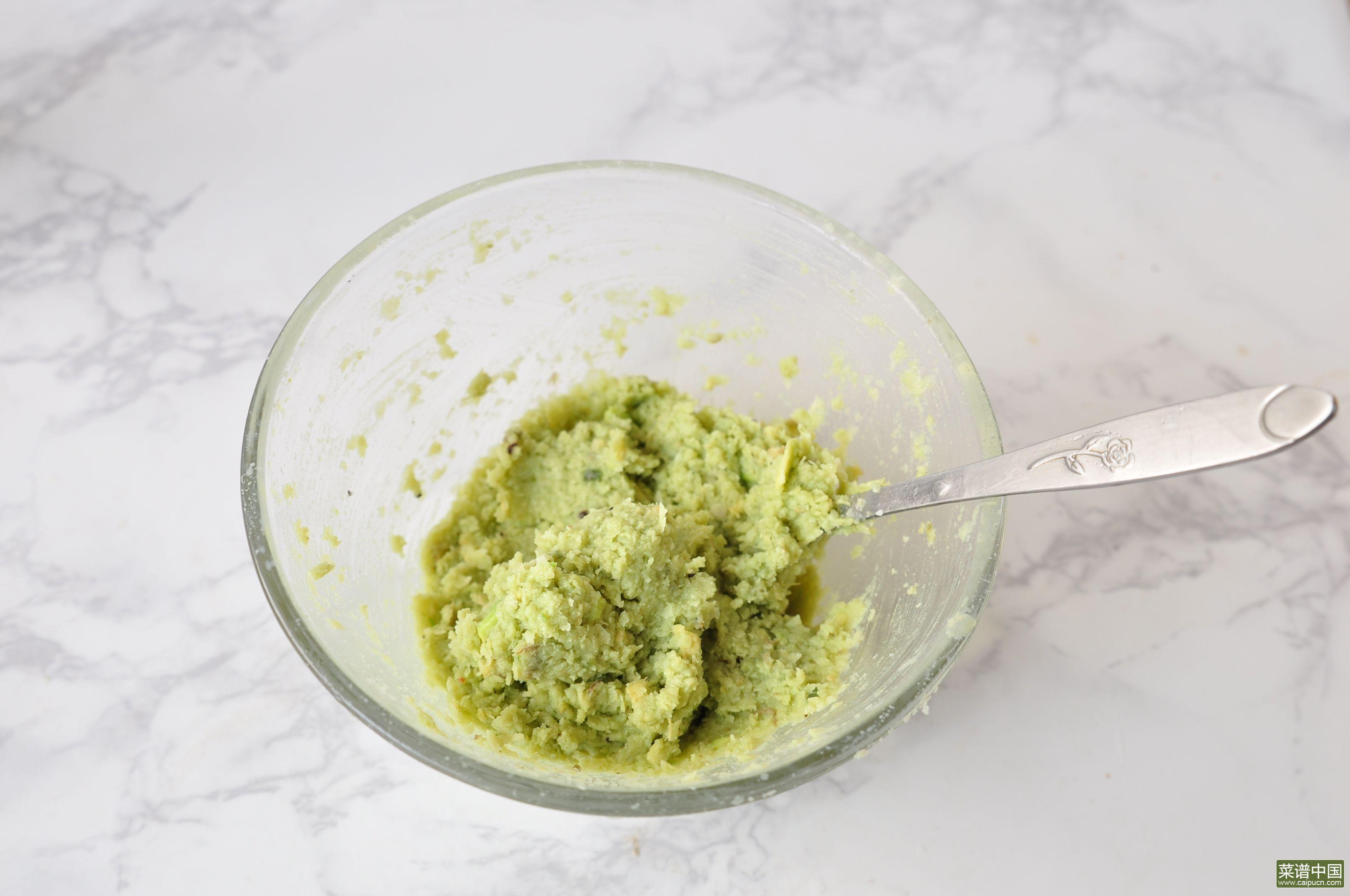 牛油果土豆泥的做法步骤6