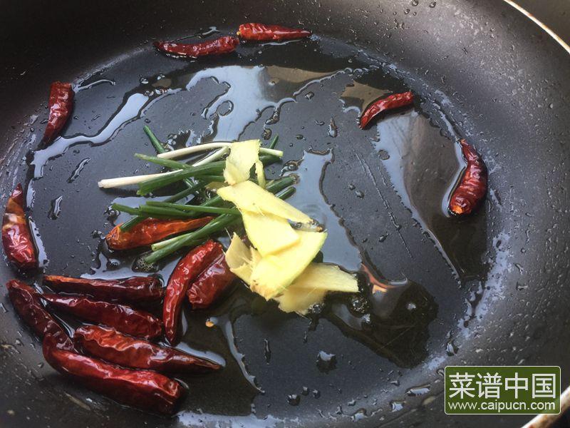 麻辣葱姜炒蛏子的做法步骤7