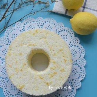柠檬天使蛋糕