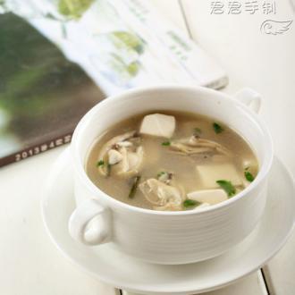 蛎黄炖豆腐