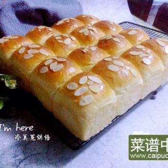 养乐多奶油小面包
