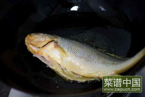 红烧黄花鱼的做法步骤2