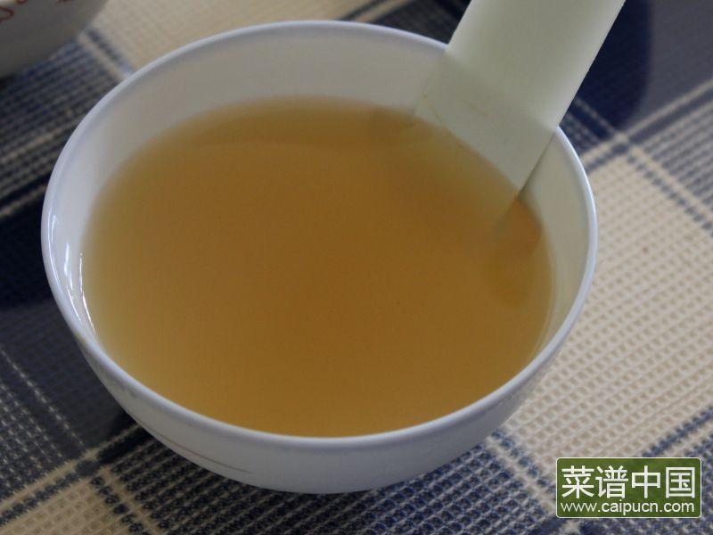 蜜汁水果石花膏的做法步骤7
