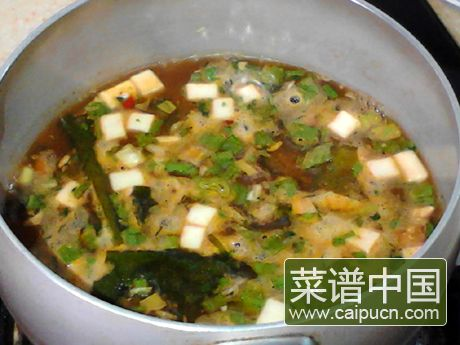 韩式酱汤拉面的做法步骤4