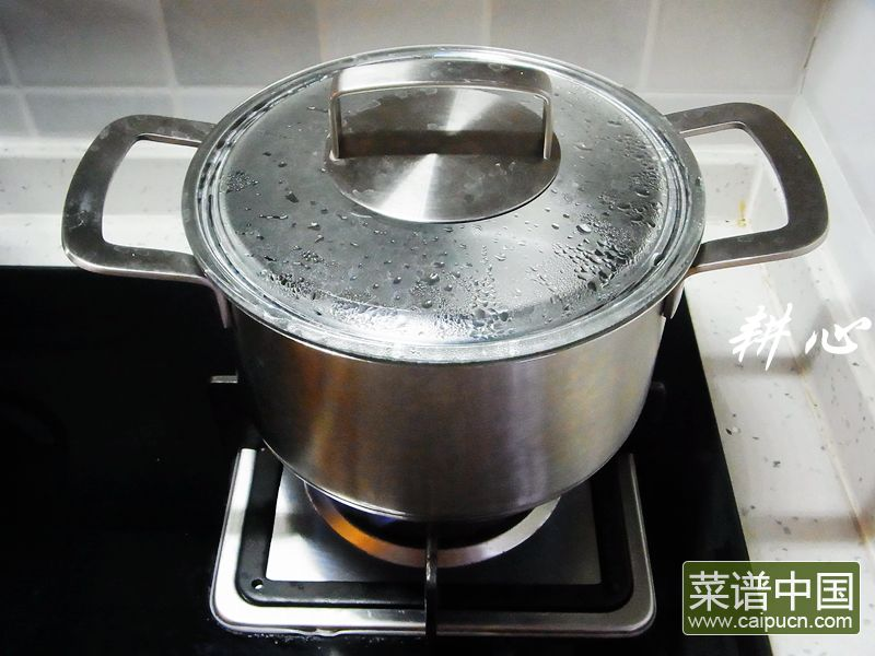 豌豆尖肉片汤的做法步骤5