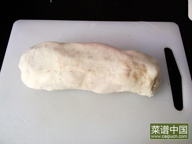 白切咸猪头肉的做法步骤16