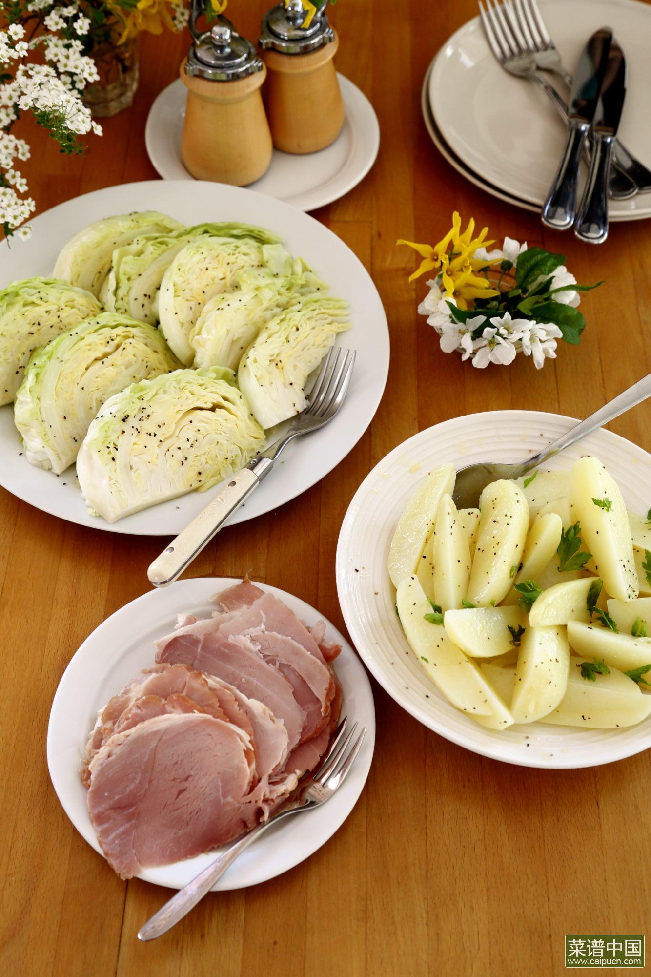 挪威夏天轻食晚餐的做法步骤10