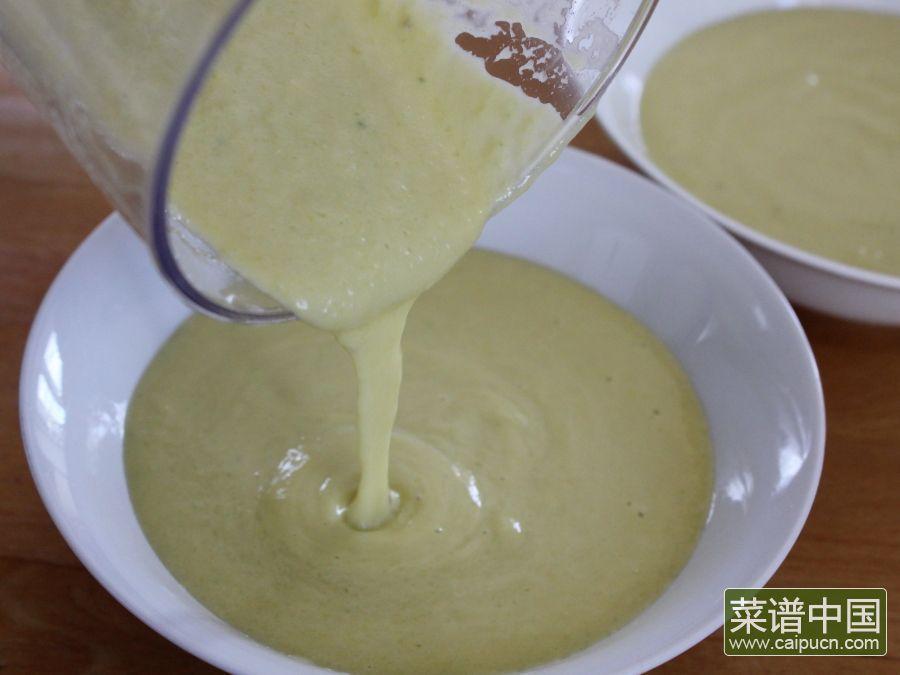 牛油果思慕雪碗的做法步骤8