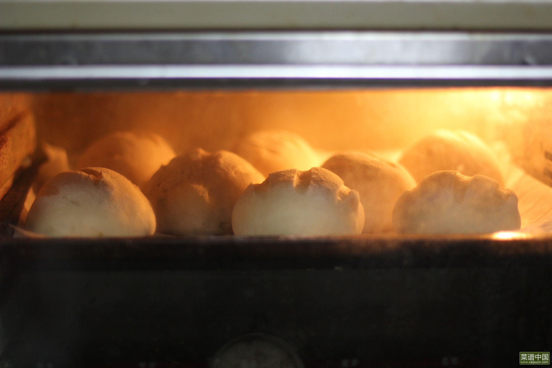 葡萄干面包球的做法步骤13