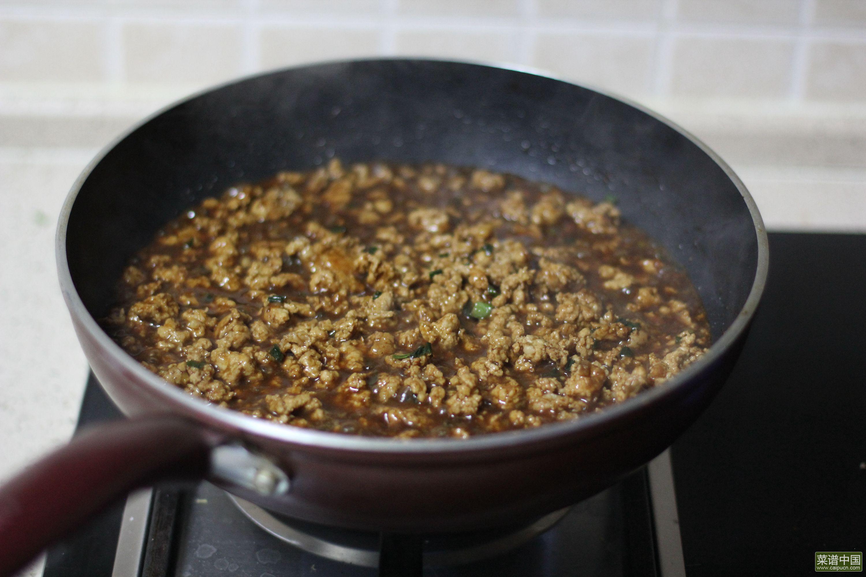 麻辣肉酱粉的做法步骤5
