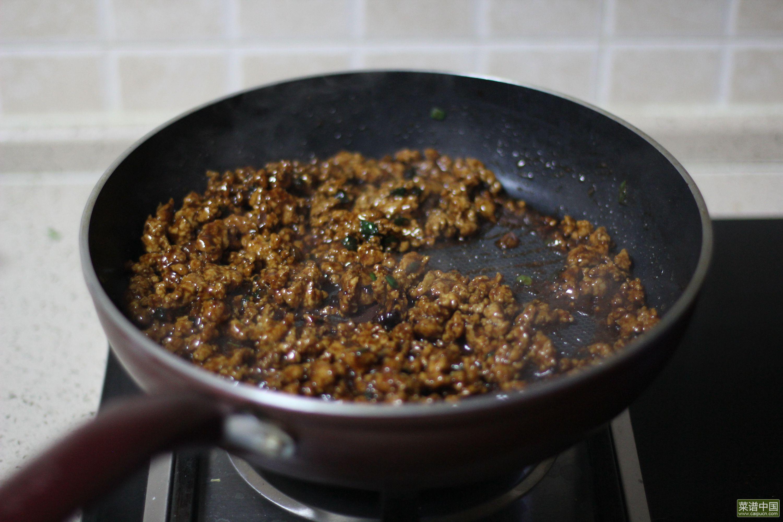 麻辣肉酱粉的做法步骤4