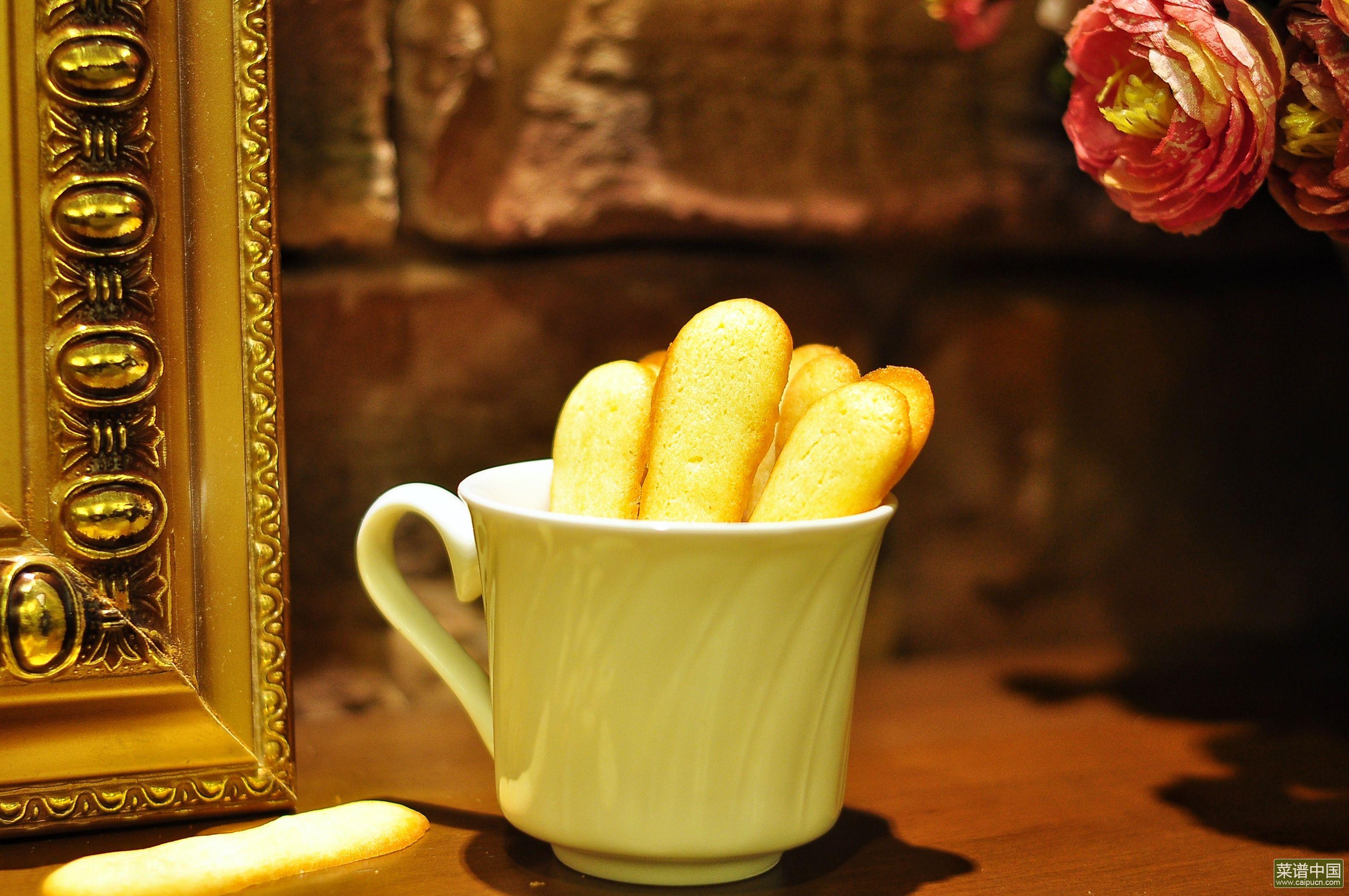 手指饼的做法步骤7