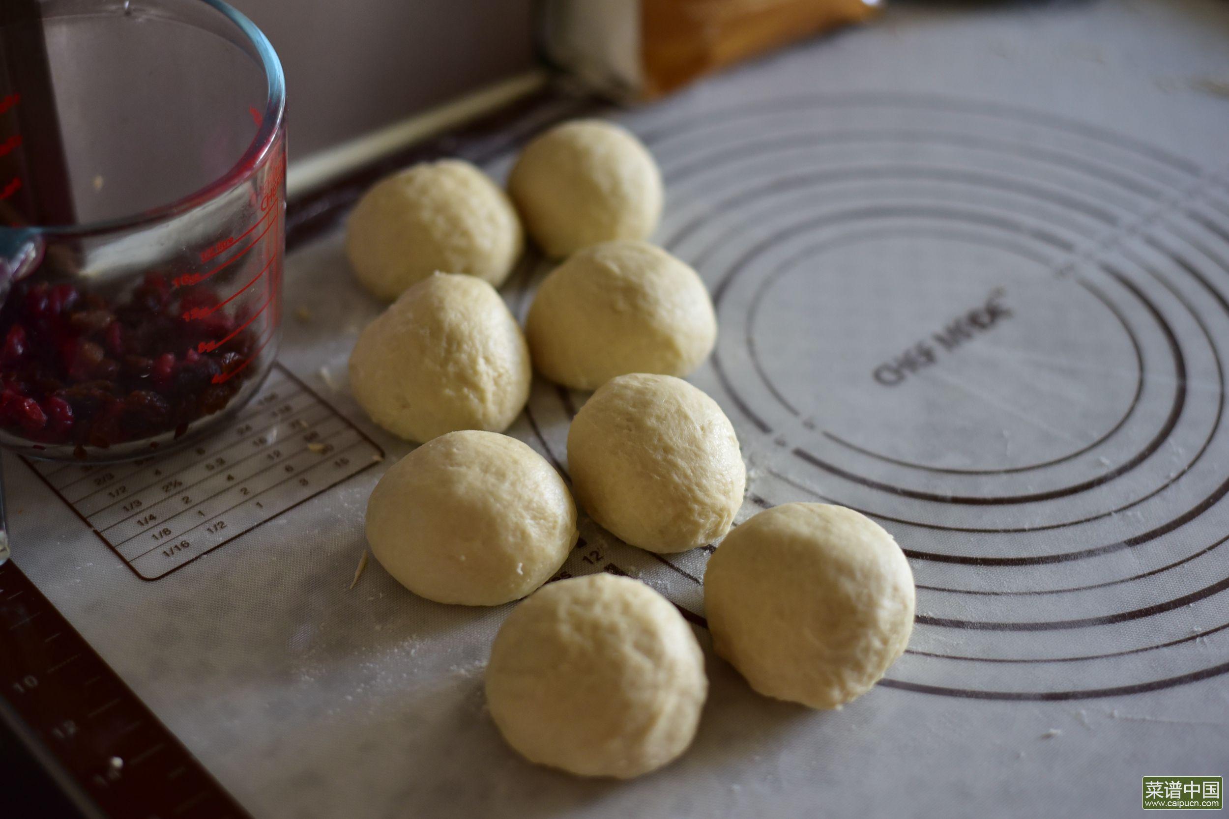 哈尔滨风味小面包的做法步骤7