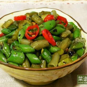 豉椒四季豆