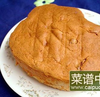 凯蒂猫玫瑰海绵蛋糕