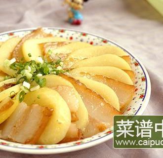 土豆蒸坛子肉