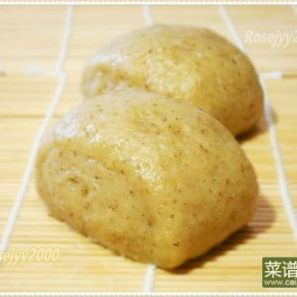 面包机版胚芽馒头