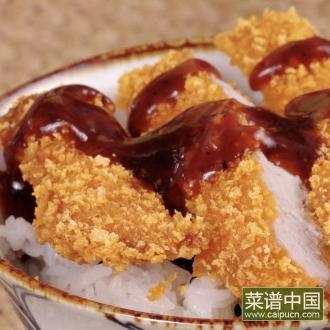 酥脆日式炸猪排
