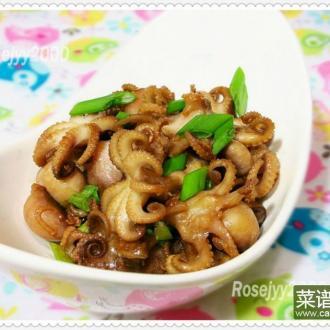 姜葱小章鱼
