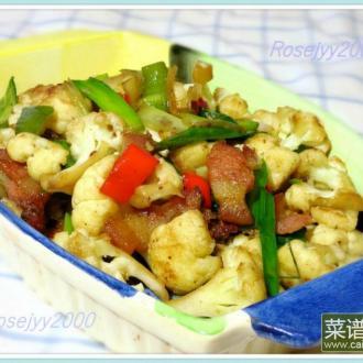 炒椰菜花及秘诀