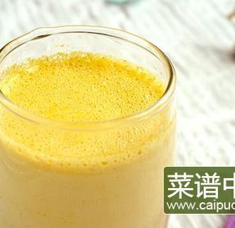 焦糖玉米奶饮