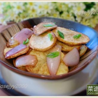 酱香土豆片