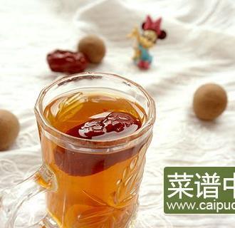 补血养肝山楂桂圆枣饮