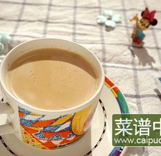 奶粉版佛手风味奶茶