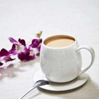 苦荞可可焦糖奶茶
