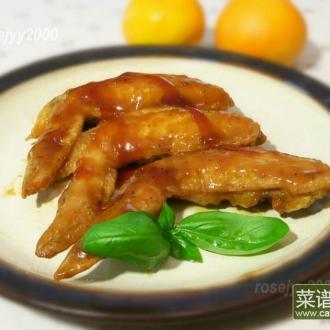 蒙古汁鸡翅