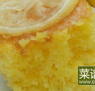 柠檬露露蛋糕