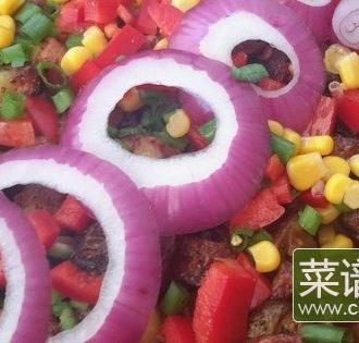 玉米培根沙拉