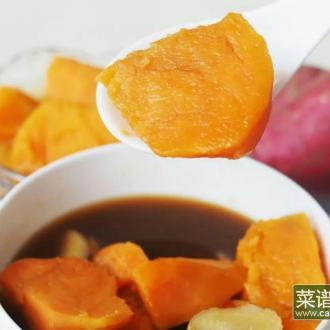 生姜沙地红薯塘水