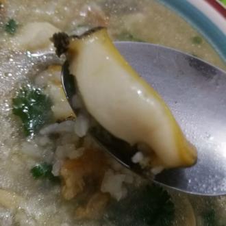 鲍鱼海鲜粥