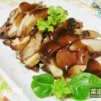 空气锅烤鸡大腿肉