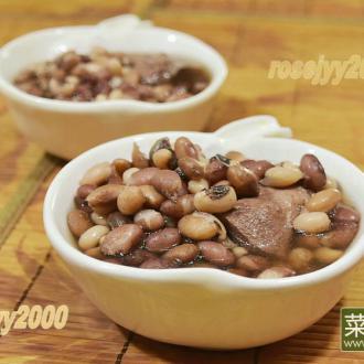 三豆猪骨汤