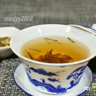 自制玄米茶