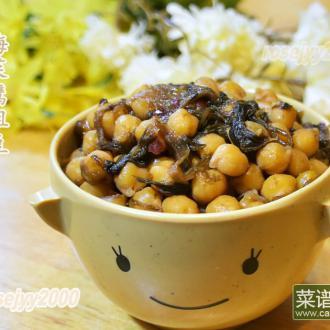 梅菜鹰咀豆