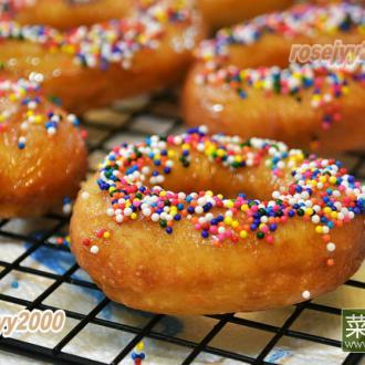 甜面圈 Doughnut