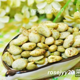 五香利马豆