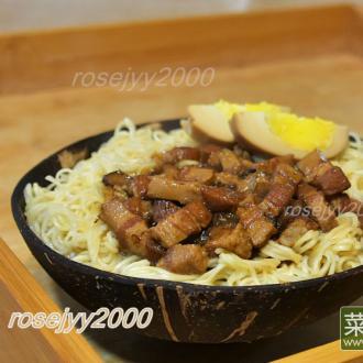 台湾风味卤肉
