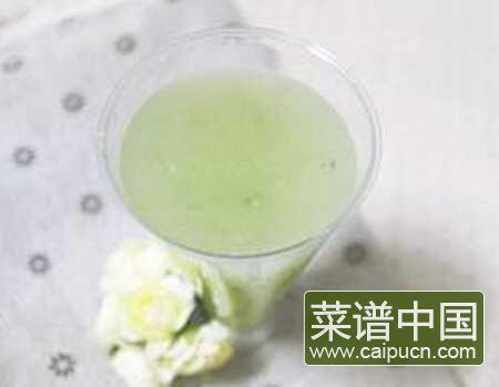 冬瓜汁常喝可以利尿消肿